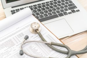 data entry of patient information