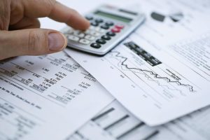 financial data entry services