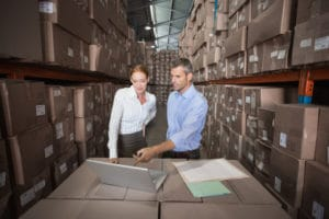 shipping and logistics data entry services