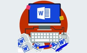 word data processing services